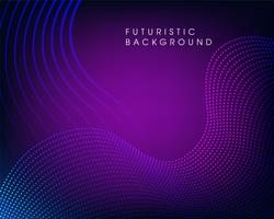 Futuristic Sci-Fi Abstract background vector