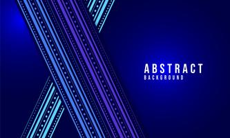Dark blue abstract  vector