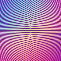 bright gradient color abstract line pattern background vector