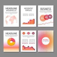 Business Flyer set
