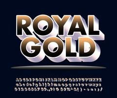 Stile alfabeto moderno