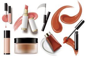 Set de accesorios de maquillaje