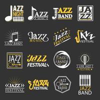 Conjunto de festival de jazz