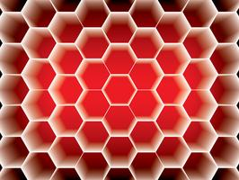 Honeycomb Hexagon design