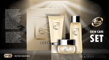 Anuncios de productos para el cuidado del cabello