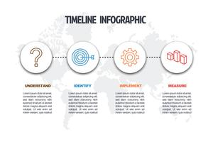 business minimal infographic template