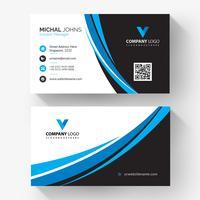 Elegant corporate business card