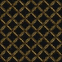 Luxury Background with Golden Geometric Pattern