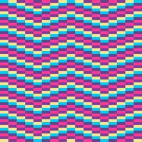 Optical Illusion geometric background vector