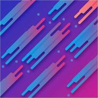 Glattes Hintergrund-Steigungs-Füllungs-Design