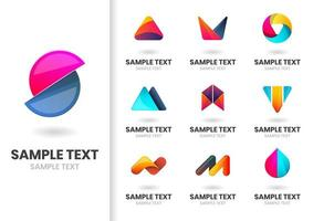 Modern Vector Shapes
