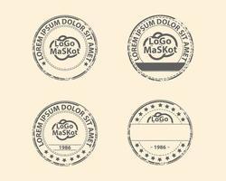 Label- en postzegelverzameling