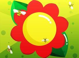 blomma vårträdgård