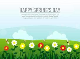 Happy Spring day