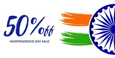 India's Biggest Sale Website Banner Design