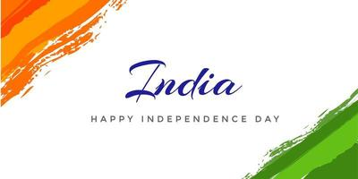 Happy Independence Day India Design