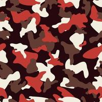 Tan Camouflage seamless color pattern vector