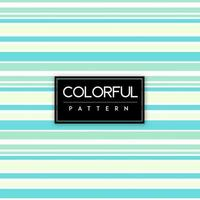 Strisce colorate senza cuciture