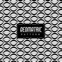 Geomatric blanco y negro de fondo transparente