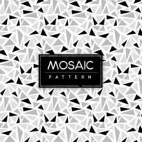 Fondo senza cuciture del modello del mosaico variopinto