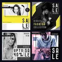Geometric Fashion Sale Graphics