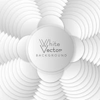 Fond de vecteur blanc polyvalent