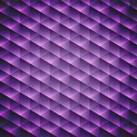 Geometric violet cubic background
