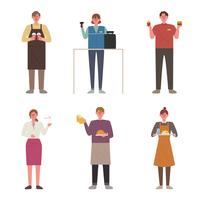 Workers character set