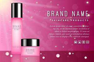 Luxury Cosmetic Advertisement Banner