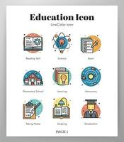 Pack Education LineColor