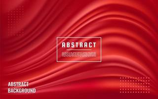Dynamic abstract Red texture, Red liquid wave background