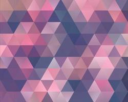 Dreieck-Polygon-Hintergrund