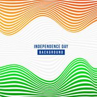 Nice abstract, banner or poster for 15th of August, Independence Day of INDIA