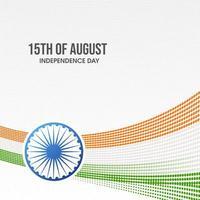 Progettazione del fondo per la festa della Repubblica dell'India