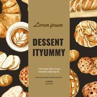 Bakery Social Media Template