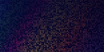 Donkere multikleuren vector moderne geometrische achtergrond