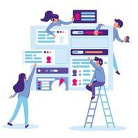 Teambuilding ui ontwerp