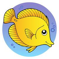 Cartoon Style Fish