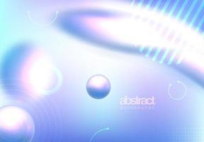 Abstraktes Cover-Design