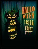 Halloween-Plakat-Fahne