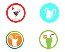 Juice symbols set