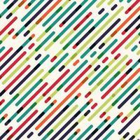 Linee di colore verde e blu rosse diagonali senza cuciture astratte fondo del modello