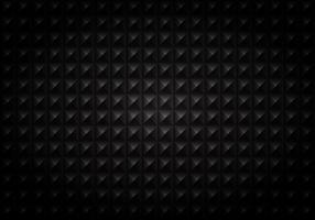 Gradient black square geometric pattern background.