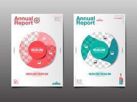 Layout der Vorlage für den Jahresbericht