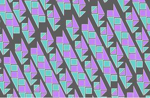 géométrique sans soudure de fond