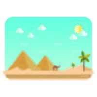 Eine wunderschöne Wüste