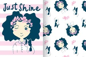 Nur Shine Pattern Set