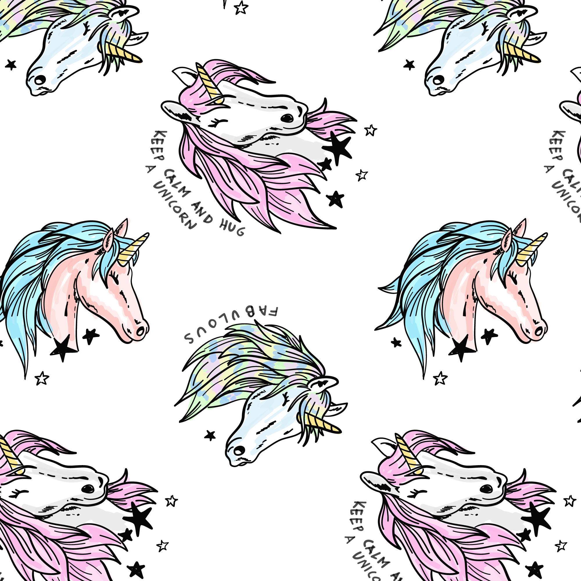 CASE OVERLAY LIQUID GLITTER Unicorn 004
