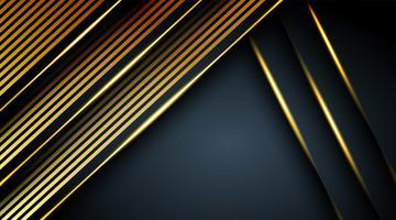 Abstrakt mörk och svart bakgrund överlappar färg