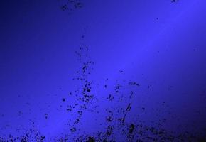 Diseño de fondo azul grunge vibrante